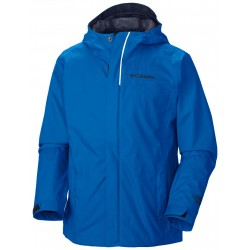 Columbia Boys Watertight Jacket Blue
