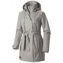 Columbia Steel Your Thunder Jacket Flint Grey