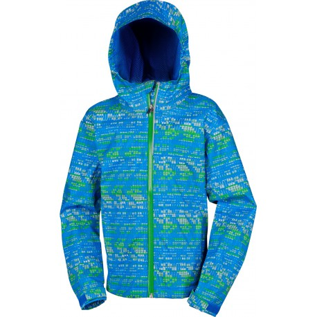 Columbia Splash Maker III Rain Jacket Blue
