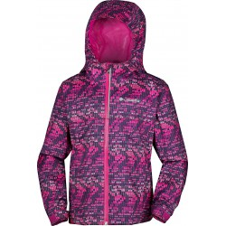 Columbia Splash Maker III Rain Jacket Pink