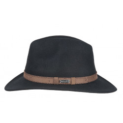 Hatland | Heren hoed Parsons Crushable Black