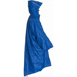 Lowland Walking Poncho Royal Blue