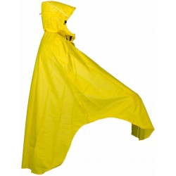 Lowland Fiets Poncho Geel